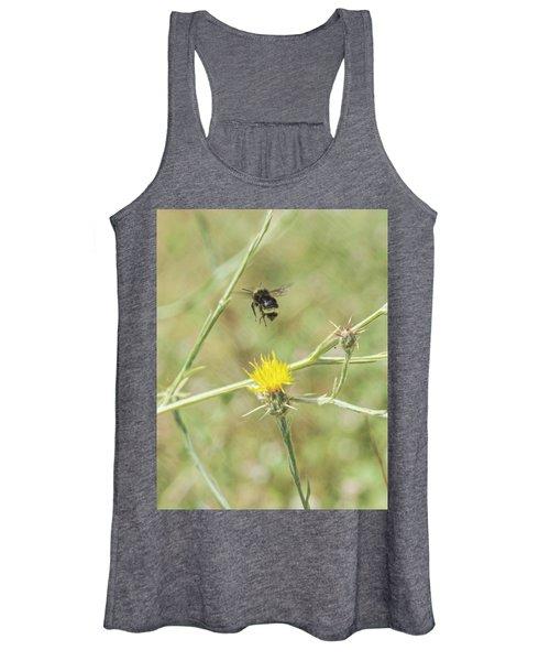 Finnon Bumble Bee Women's Tank Top