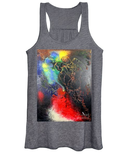 Fire Of Passion Women's Tank Top