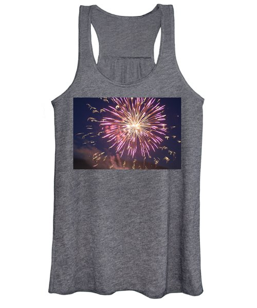 Fireworks In The Park 2 Women's Tank Top