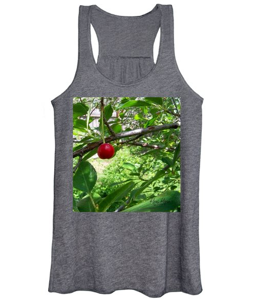 First Of The Season Women's Tank Top