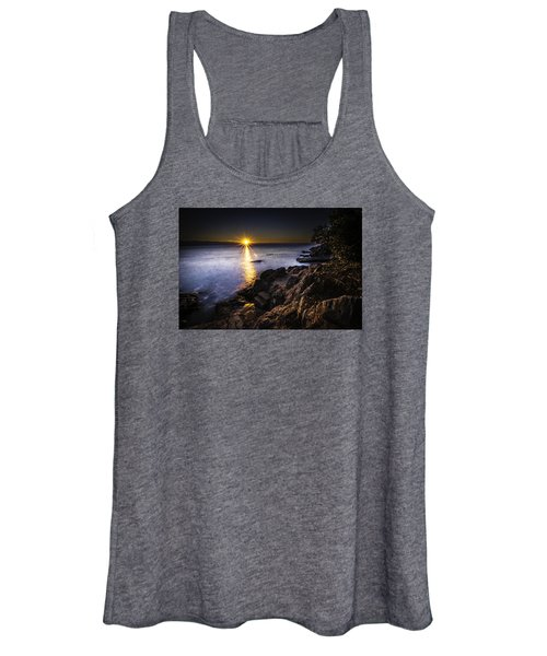 First Rays Over The Adriatic Women's Tank Top