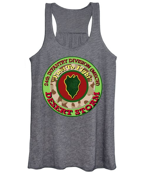 First To Fight Women's Tank Top