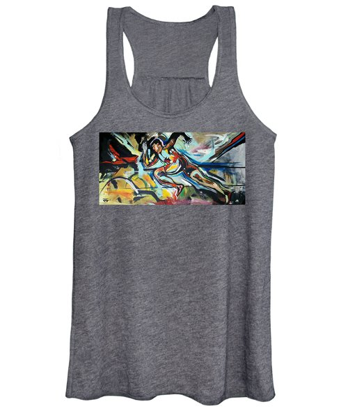 Flat Run Women's Tank Top