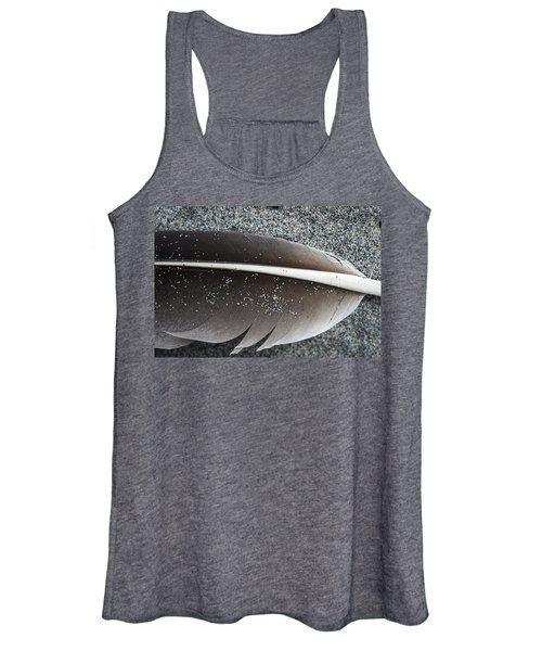 Flight Feather Women's Tank Top