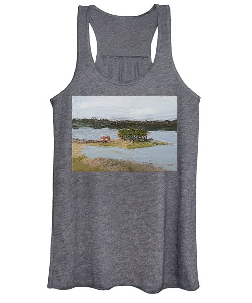 Florida Lake II Women's Tank Top