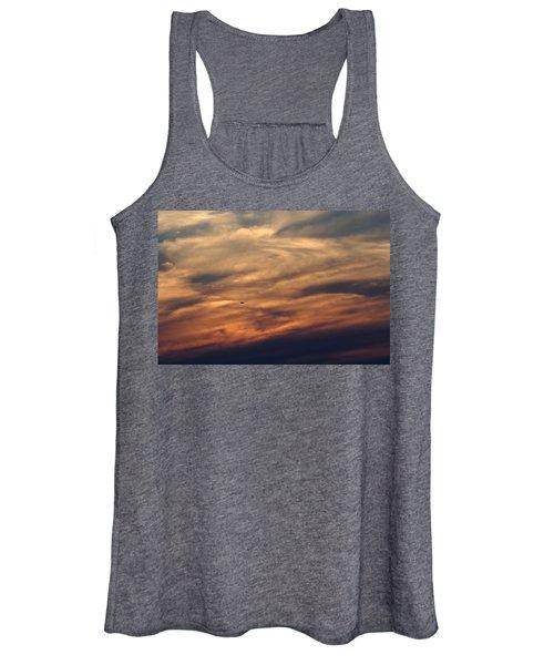 Florida Sunset 0052 Women's Tank Top