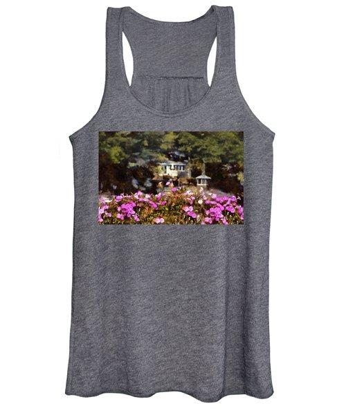 Flower Box Women's Tank Top