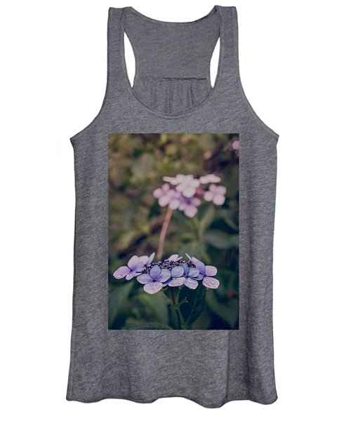 Flower Of The Month Women's Tank Top