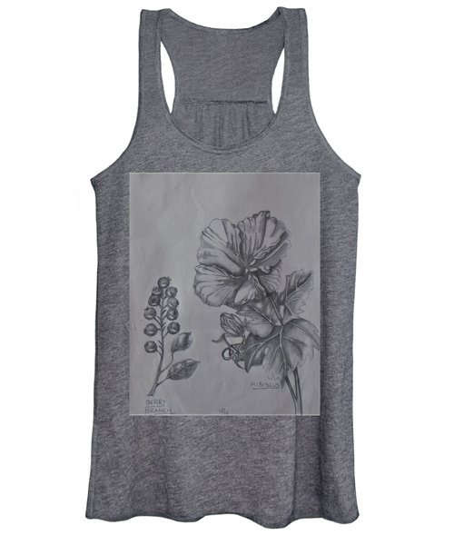 Flower Study 2 Women's Tank Top