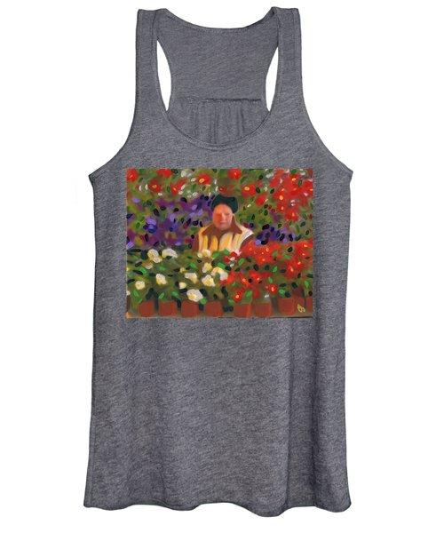 Flowers For Sale Women's Tank Top