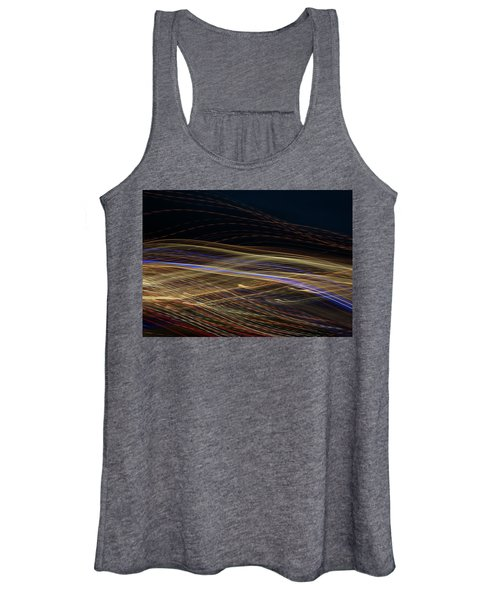 Women's Tank Top featuring the photograph Flowing by Michael Lucarelli