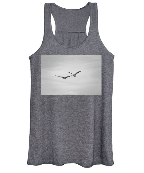 Flying Companions Women's Tank Top