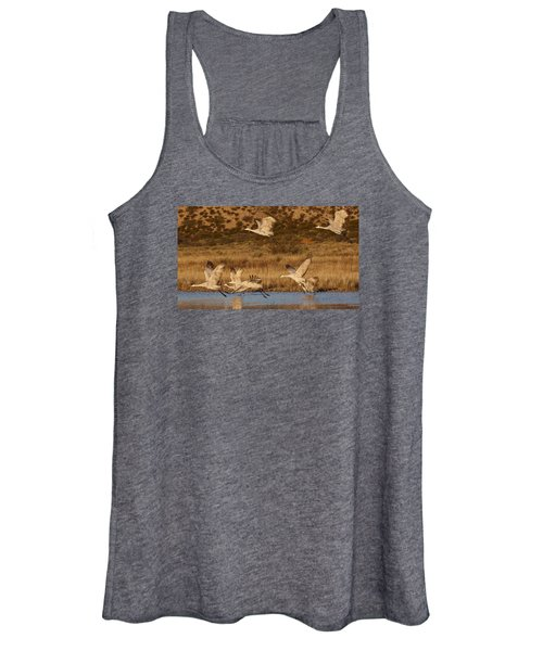 Flying Out Women's Tank Top