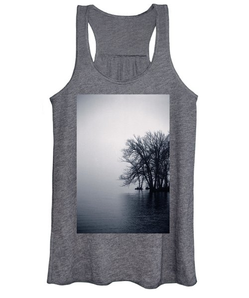 Fog Day Afternoon Women's Tank Top