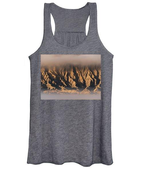 Foggy Butte Women's Tank Top