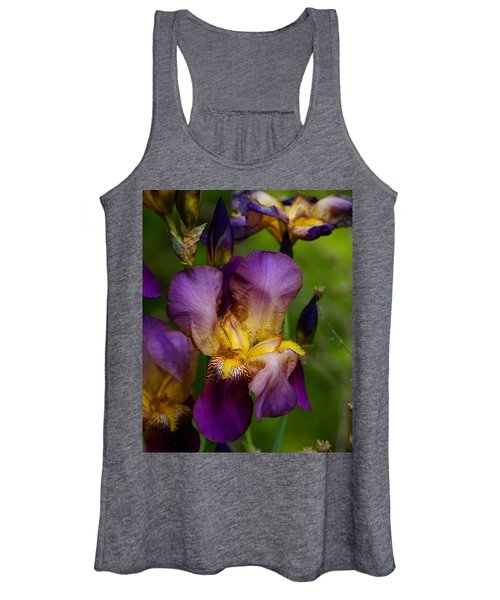 For The Love Of Iris Women's Tank Top