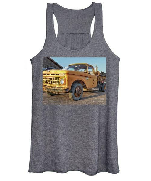 Ford F-150 Dump Truck Women's Tank Top