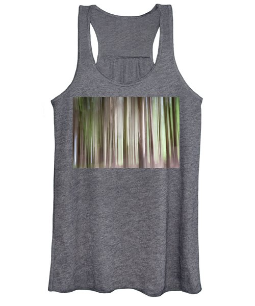 Forest Fantasy 3 Women's Tank Top