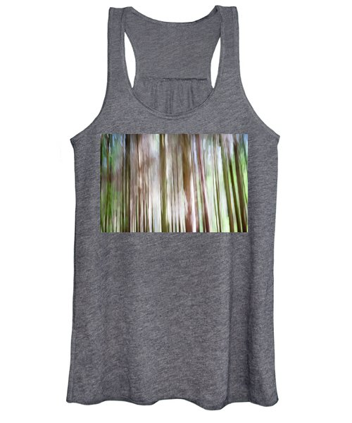 Forest Fantasy 4 Women's Tank Top