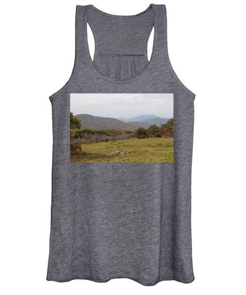 Forest Highlands Women's Tank Top