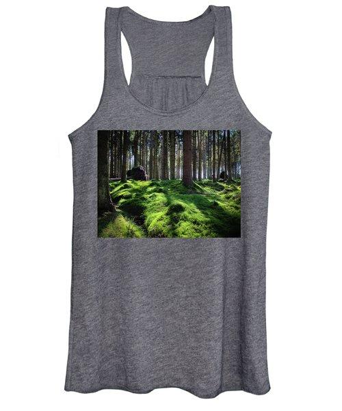 Forest Of Verdacy Women's Tank Top