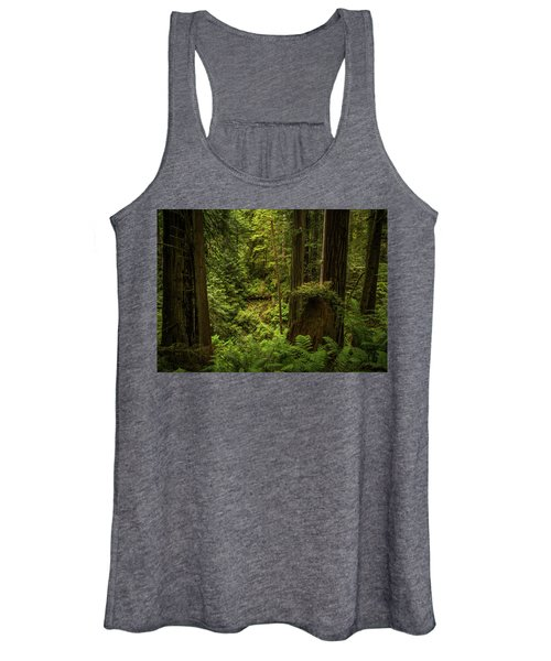 Forest Primeval Women's Tank Top