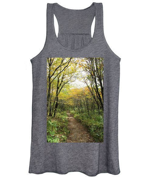 Forest Trail Women's Tank Top
