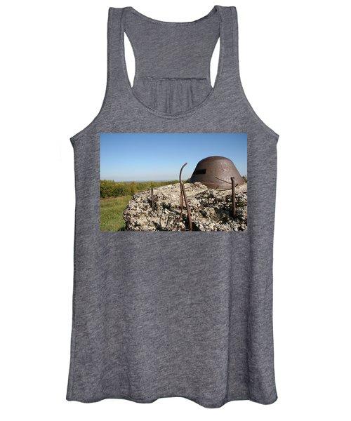 Fort De Douaumont - Verdun Women's Tank Top