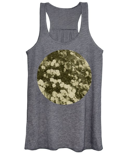 Fountain Of Blossoms Women's Tank Top