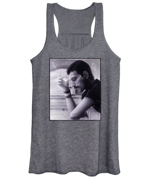 Freddie Mercury Women's Tank Top