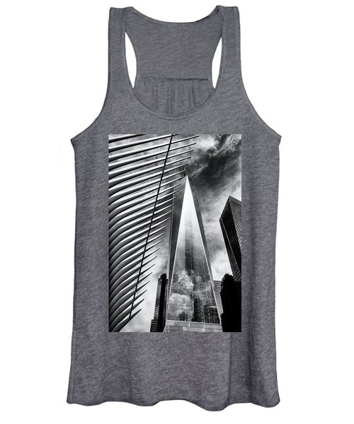 Freedom Tower Women's Tank Top