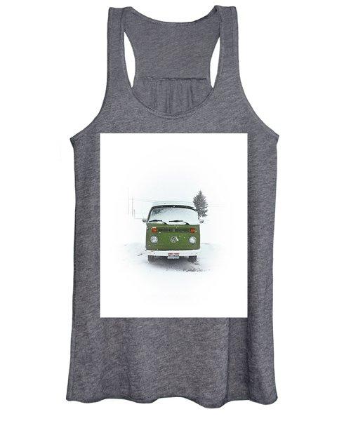 Freezenugen Women's Tank Top