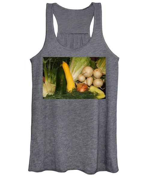 Fresh Garden Produce Women's Tank Top