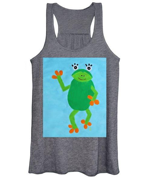 Froggie Women's Tank Top