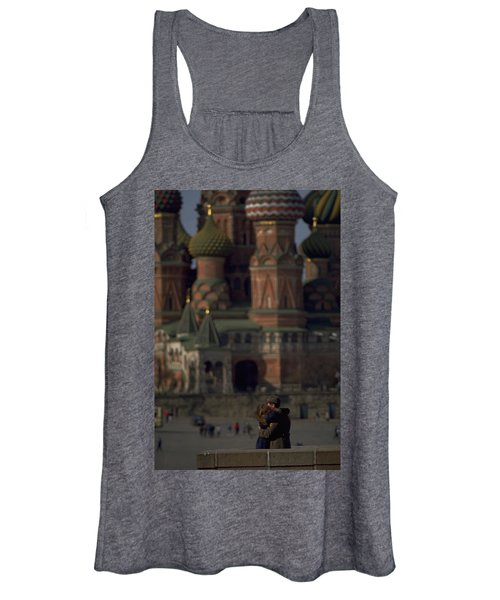 From Russia With Love Women's Tank Top