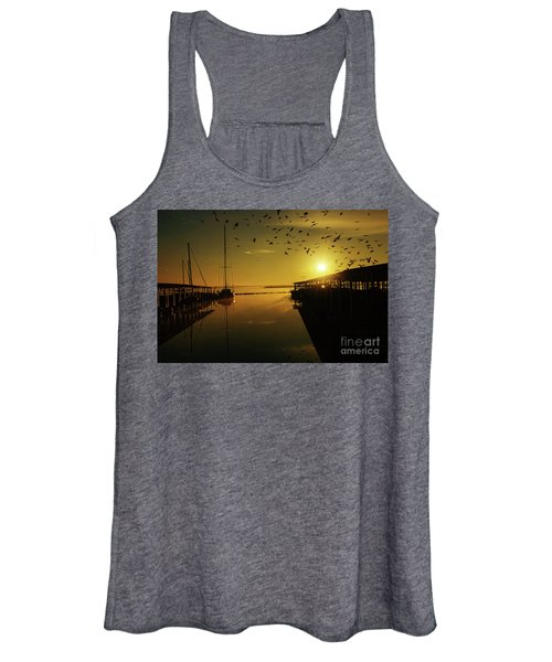 From Shadows Women's Tank Top