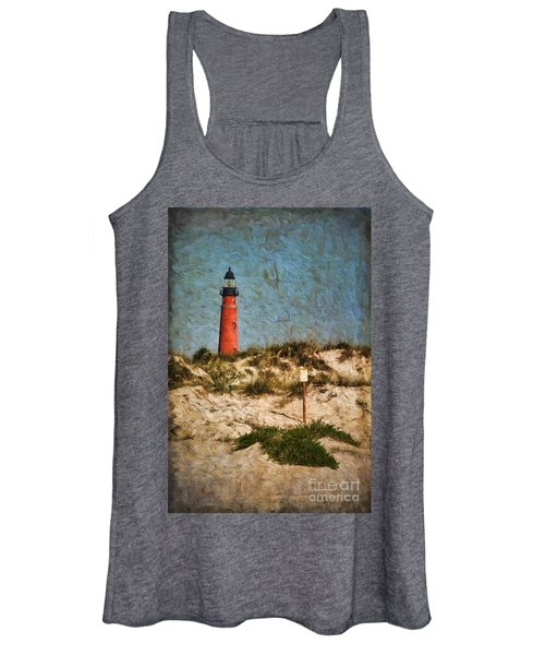 From The Beach Women's Tank Top