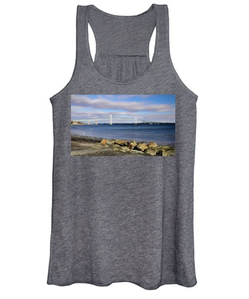 From The Shores Of Jamestown Women's Tank Top