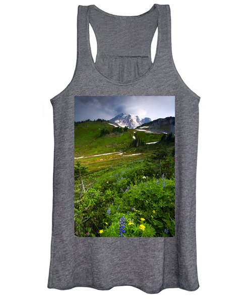 From The Top Women's Tank Top