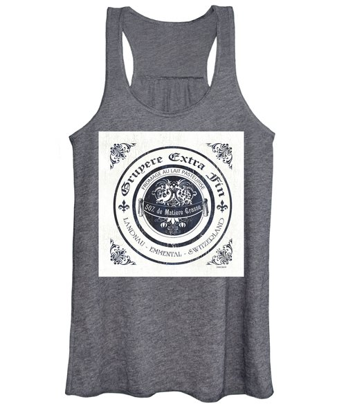 Fromage Label 2 Women's Tank Top