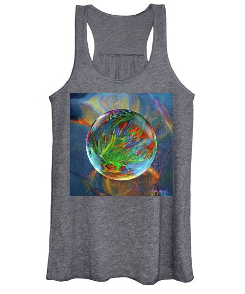 Frosted Still Women's Tank Top