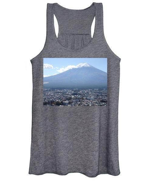 Fuji From Churei Tower Women's Tank Top