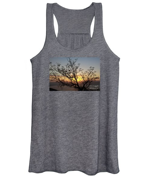 Galilee Sunset Women's Tank Top