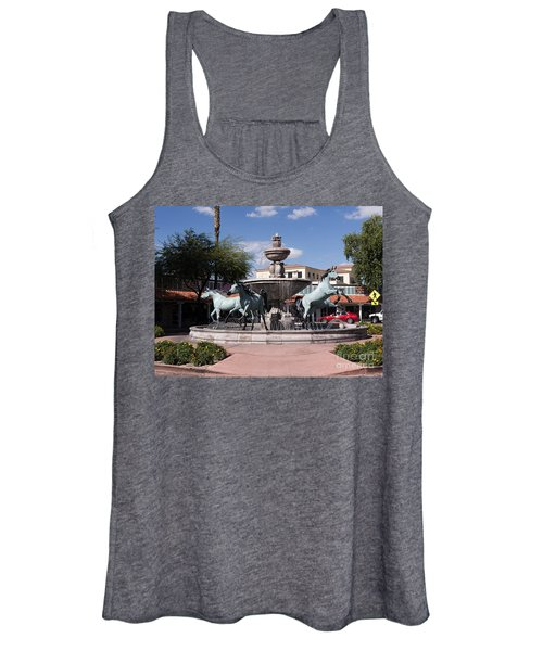 Horses With Vitality And Charm Women's Tank Top