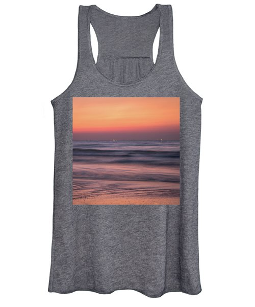 Galveston Morning Women's Tank Top