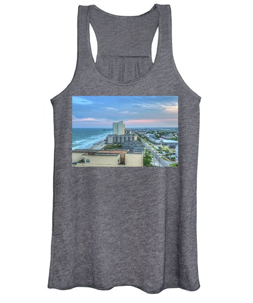 Garden City Beach Women's Tank Top