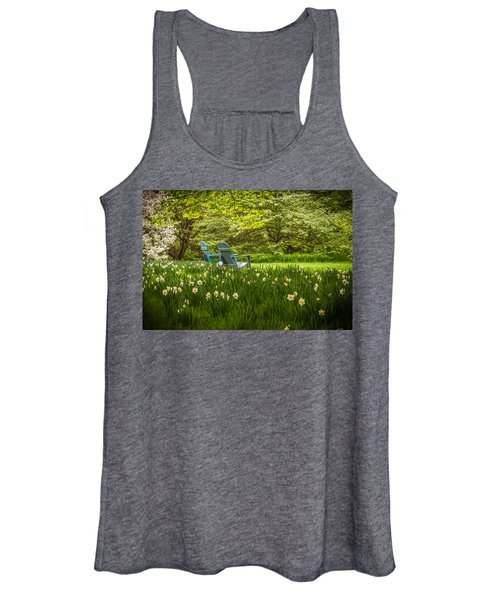 Garden Seats Women's Tank Top