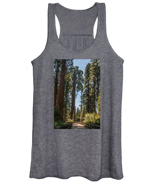 General Grant Tree Kings Canyon National Park Women's Tank Top