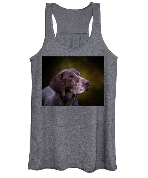 German Shorthaired Pointer Women's Tank Top