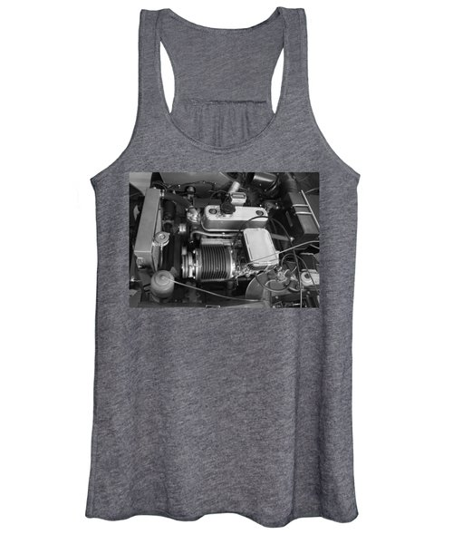 Getting The Most From A Samll Engine Women's Tank Top